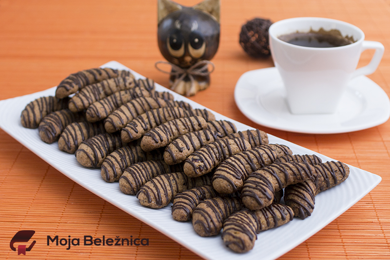 Čokoladni kolačići sa brusnicom