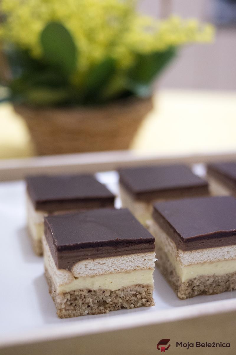 Posni čokoladni užitak