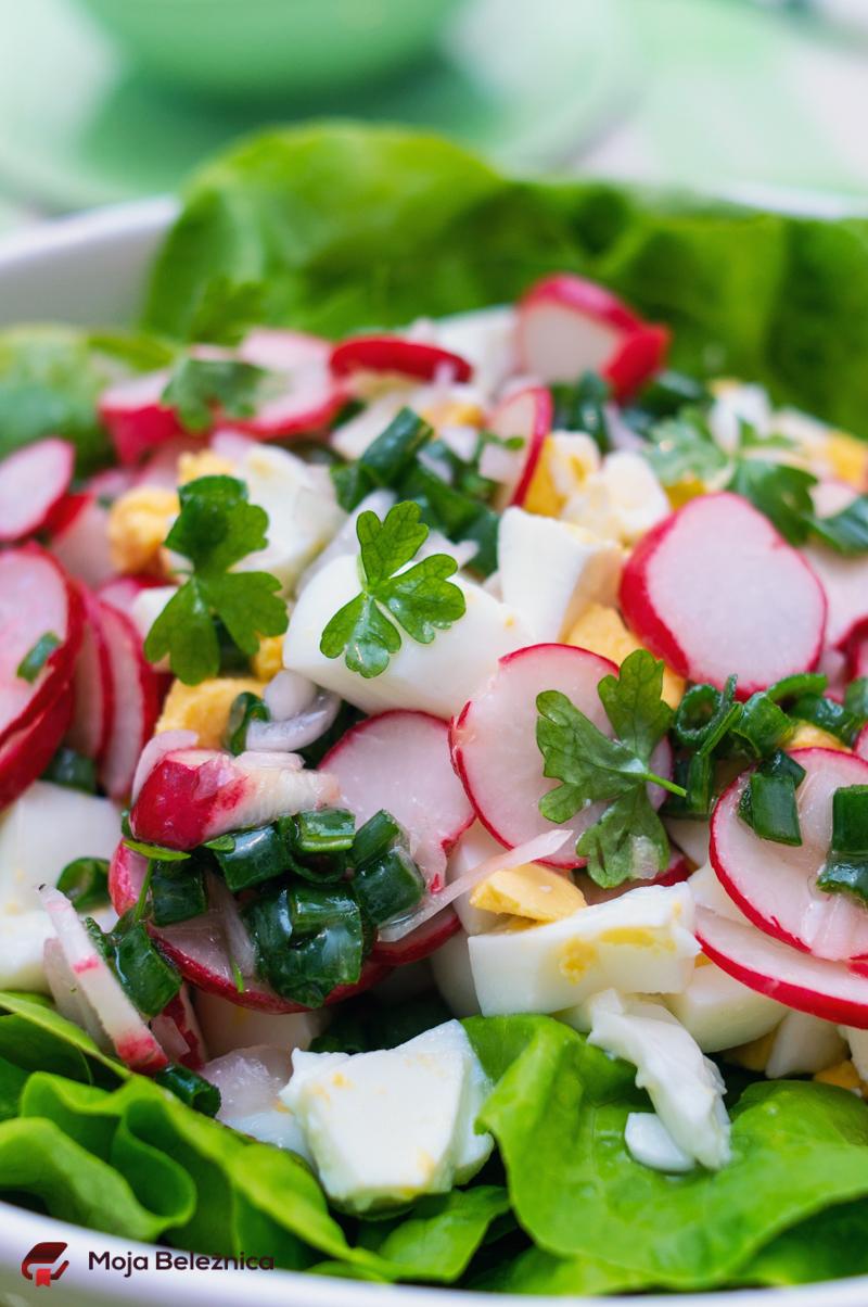 Salata sa rotkvicama