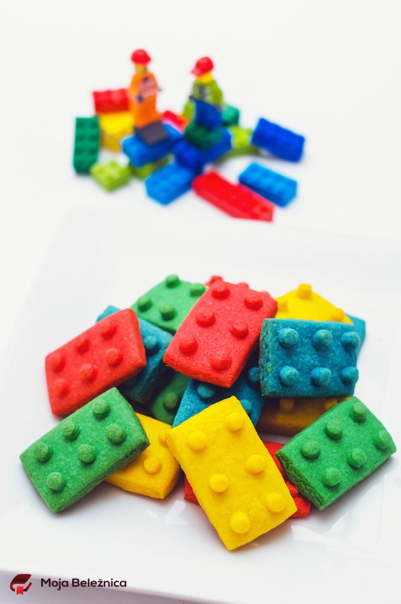 Lego kolačići